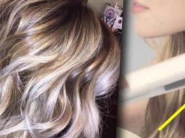 Как сделать стильные кудри утюжком: 7 простых техник для потрясающей причёски