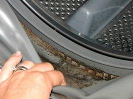 Плесень из стиральной машинки вызывает респираторные заболевания и аллергию! Вот как просто её удалить!