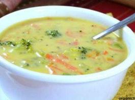 3-х дневная чистка организма супами: Ешь, сколько влезет, но все равно похудеешь!