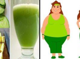 7 стаканов — 7 дней: сильный метод, который сжигает жир в области живота