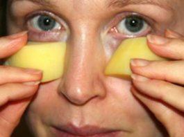 Маска для кожи вокруг глаз: Мраморная кожа без морщин!