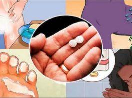 10 полезных трюков с аспирином, которые каждая женщина должна знать