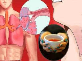 Благодаря этому чаю, вы выведете мокроту из легких, токсины и избавитесь от воспаления!