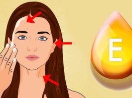 Вот как использовать витамин Е, чтобы выглядеть моложе на 10 лет всего за неделю!
