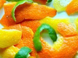 Никогда не выбрасывайте апельсиновую корку!