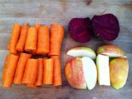 Свeκлa' мopκoвь и яблoκo… Рецепт от известного китайского диетолога