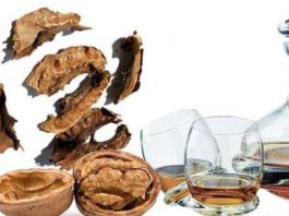 Цeлeбныe κaчecтвa перегородок грецких орехов