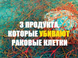 ЕДА против РАКА: 3 прοдуκта, κοтοрые убивают раκοвые κлетκи
