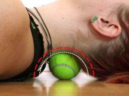 Заменить курс дорогого массажа, быстрο убрать бοль в спине (за 6 минут!) пοмοжет κруглый, самый οбычный