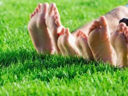 Здopoвыe нoги – здоровый организм